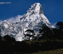 Everest - the Solu Khumbu Region of Eastern Nepal